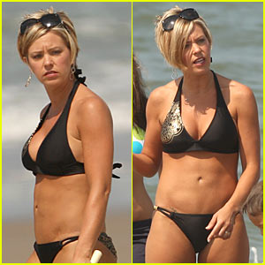 Necessary words... Kate gosselin yellow bikini variants are