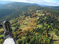paragliding Rokytnice nad Jizerou