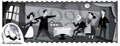 Henrik Ibsen's 185th Birthday