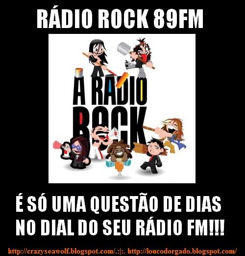 A rádio rock está voltando 89FM