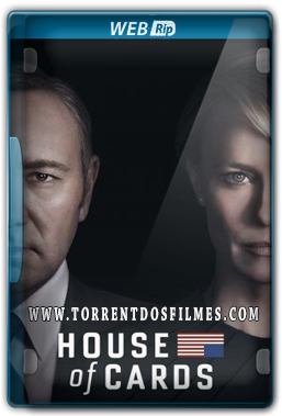 House of Cards 4ª Temporada (2016) Torrent – Dublado WEB-Rip 720p Dual Áudio