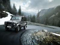 Land Rover Defender 2012 wallpaper