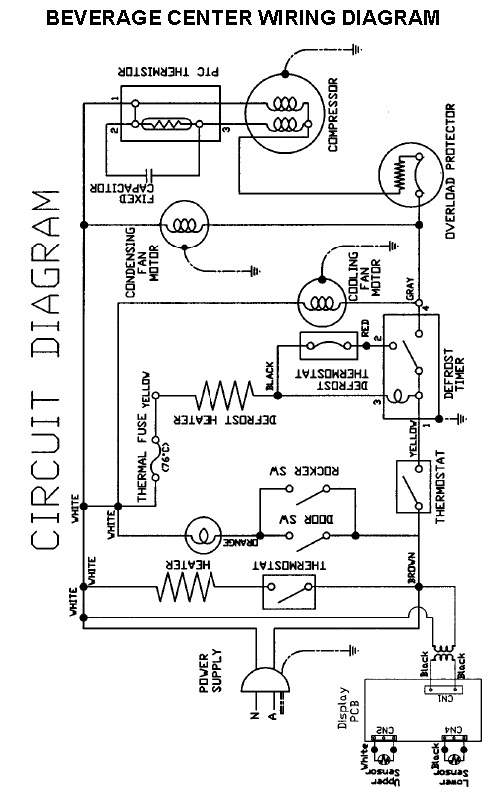 3 wire heat only thermostat wiring diagram