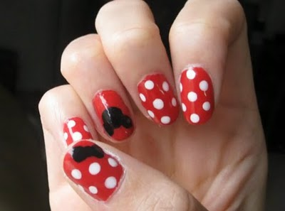Nail Design must be easy to apply and should look gorgeous. Here are some  nice & easy designs for your short nails to apply in 2012. - Easy Nail Designs For Short Nails 2012 - Nail Designs 2013- Nail Art