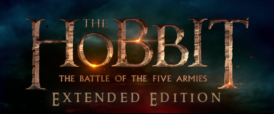 The Hobbit: The Battle of the Five Armies (Extended Edition) Blu-ray