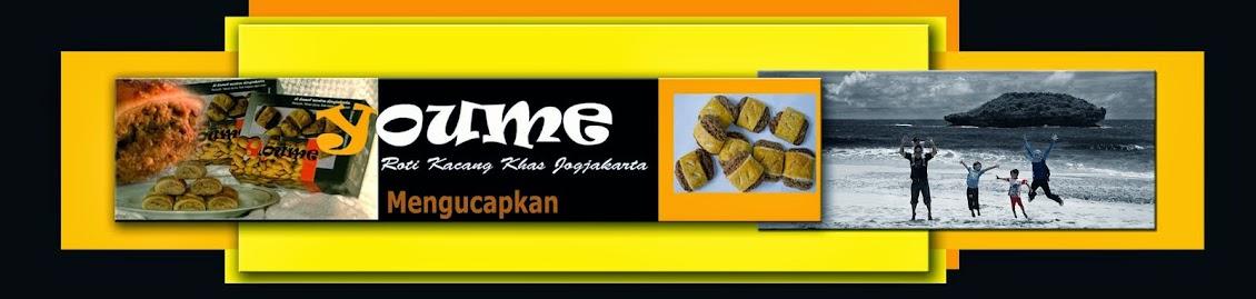 Wisata Kuliner Yogyakarta- Indonesia dan Roti Kacang Youme