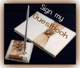 GUESTBOOK - LIVRO DE VISITAS