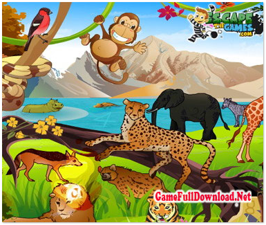 Animal Park Hidden Number Download