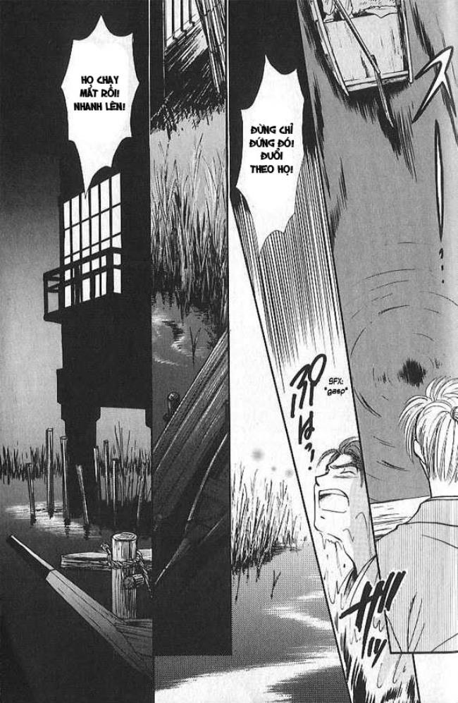 Soshite Haru No Tsuki chap 4 - Trang 19
