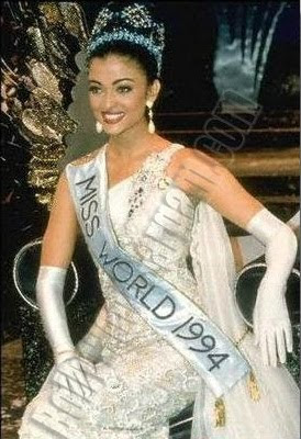 miss world aishwarya rai 1994 while seating