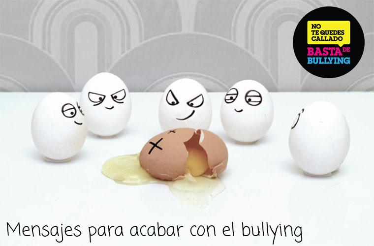 Mensajes para Acabar con el Bullying