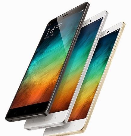 Xiaomi Mi Note Pro harga