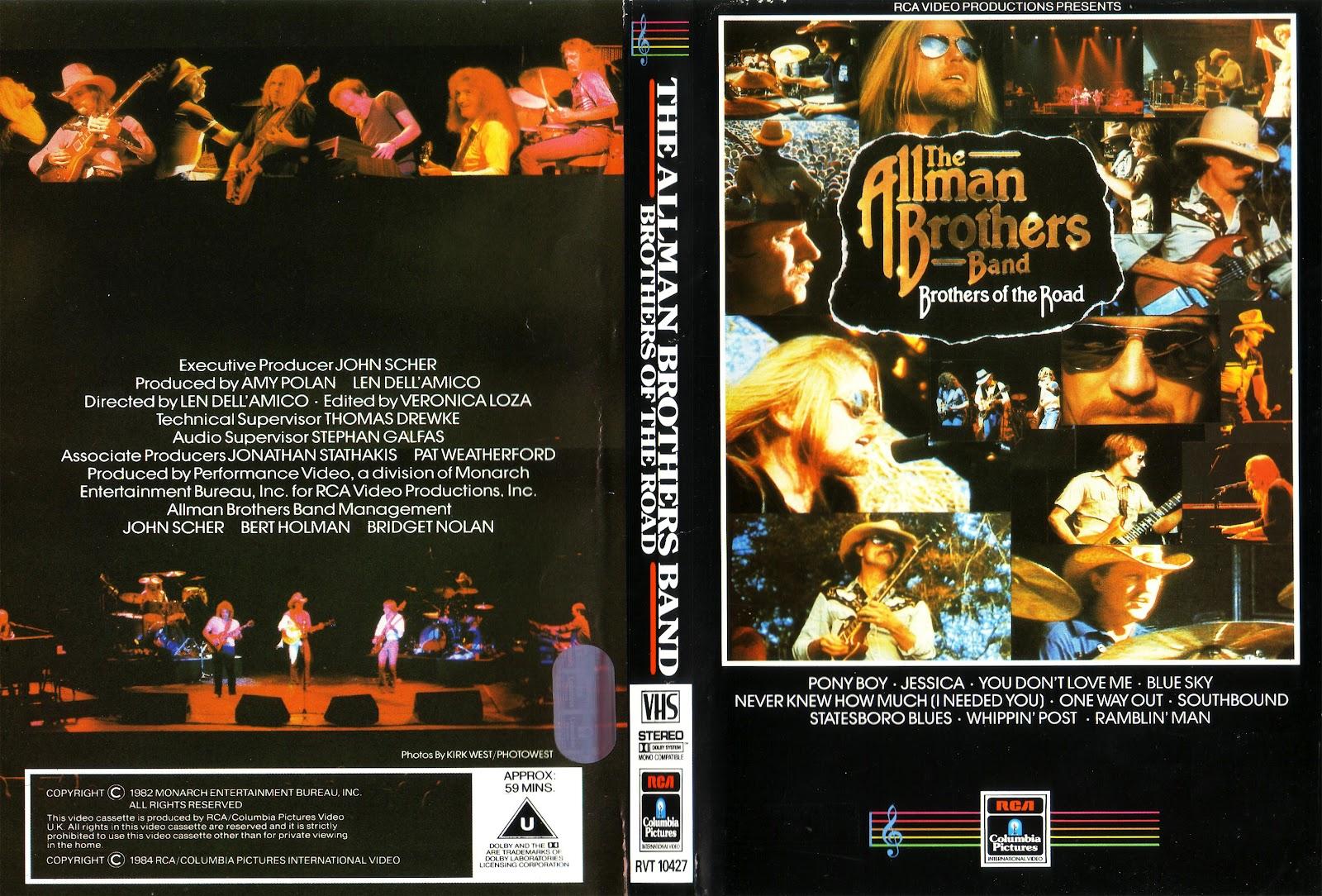 Moji muzički DVD-ići Allman+brother+band+-+brothers+of+the+road