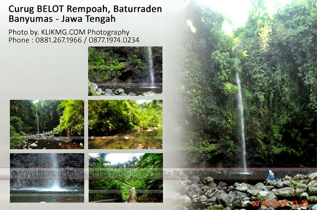 CURUG BELOT REMPOAH BATURRADEN - BANYUMAS, Photo oleh : KLIKMG.COM Photography - Photographer Purwokerto / Photographer Banyumas / Photographer Indonesia