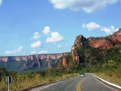 Chapada dos Guimarães – Mato Grosso