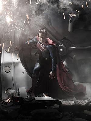Superman Begins: Primera imagen