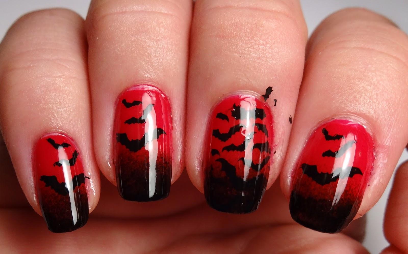 Stamped Bat Nails