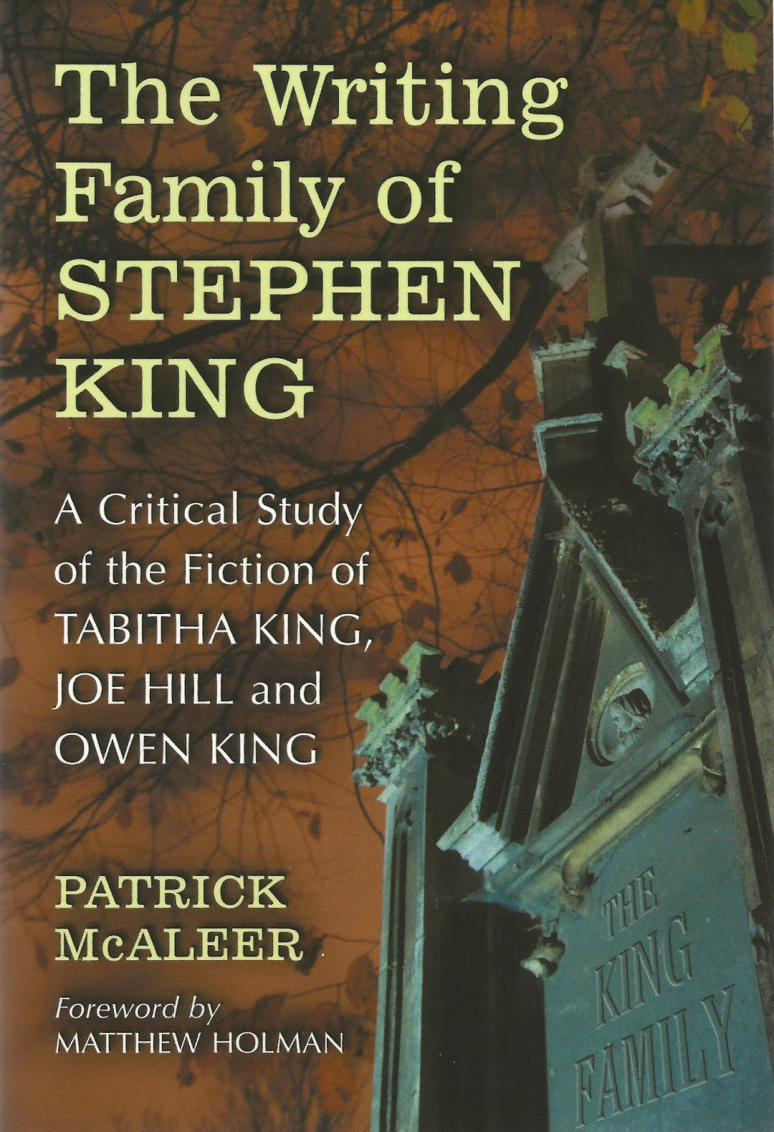 a brief review of stephen kings story on writing A brief review of stephen kings story on writing but an analysis of the time in history it wasnt just any moscow hotel room the an analysis of television way of.