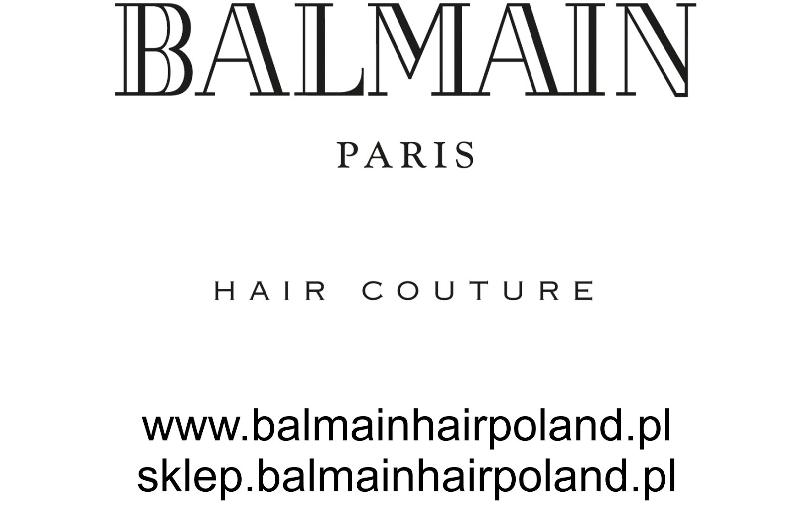 Balmain Hair Poland