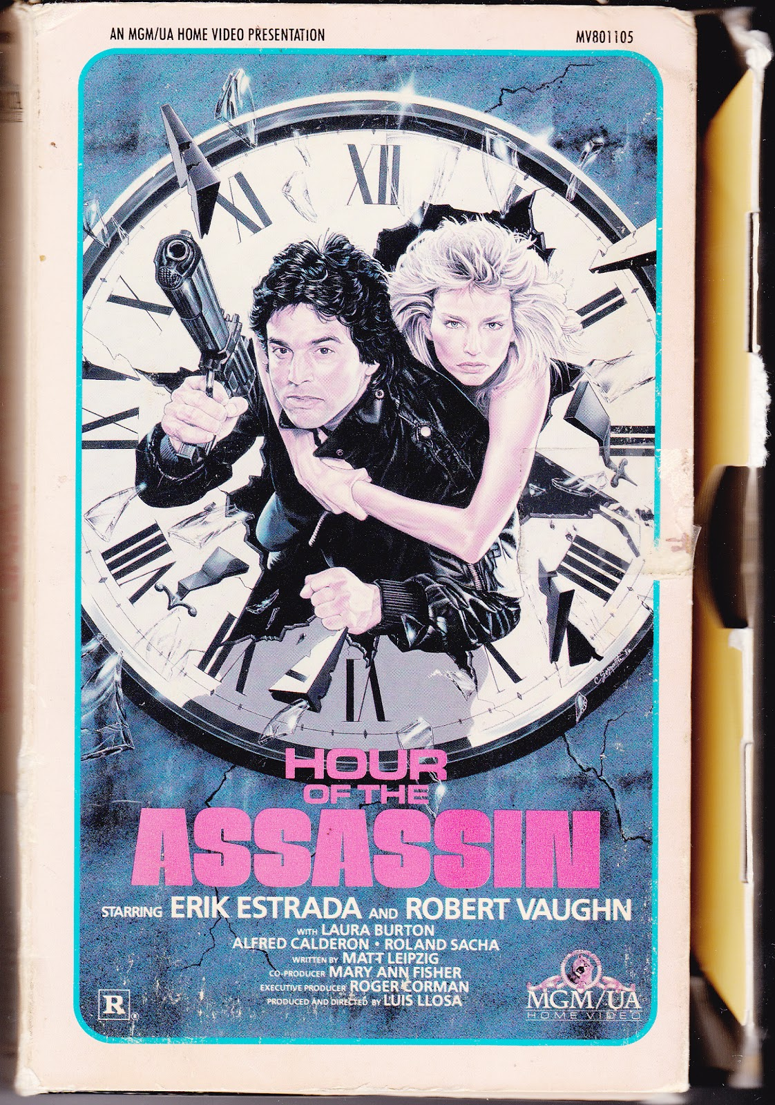 Hour of the Assassin movie