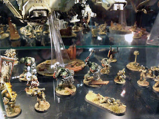 Army shot of elysians and space marines best painted nominees