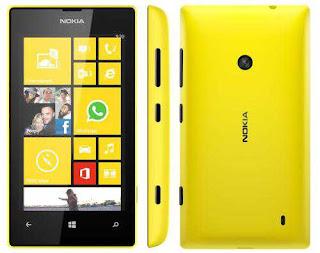 Daftar Harga Ponsel Nokia Lumia Periode Juli 2013