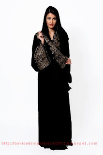 Simple-Embroidered-Abayas