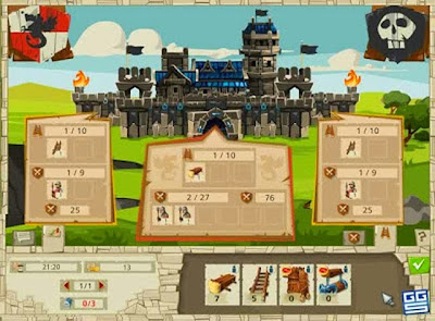 Goodgame Empire - Game Simulasi Peperangan Kerajaan