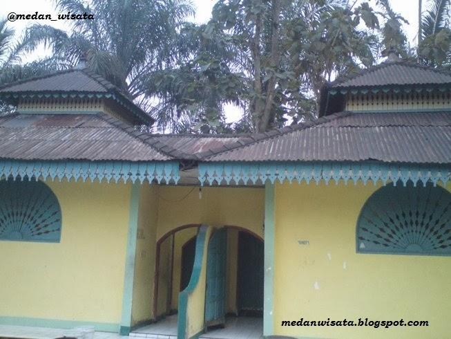 Toilet Masjid Al-Osmani