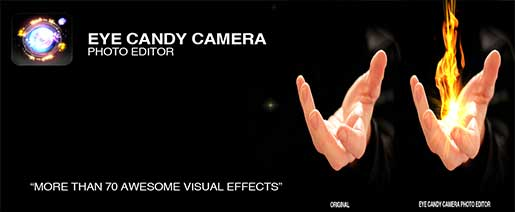 EYE CANDY CAMERA PHOTO EDITOR v7.6 Full Apk