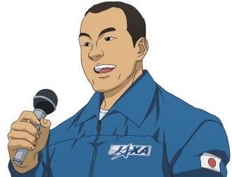 uchuu kyoudai anime souichi noguchi astronauta