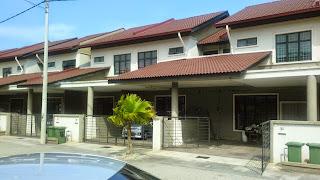 rumah di kuantan untuk dijual
