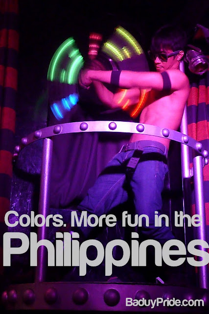 Colors. More Fun in the Philippines