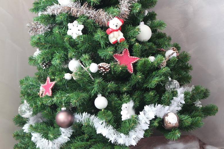 Blog en pause décorations de Noel