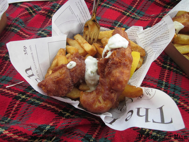 Fish & Chips The Big Feastival 2013