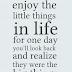 Enjoy: My #oneword365