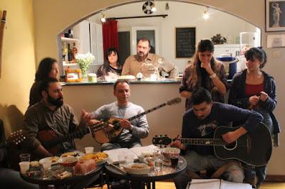 Ζωγράφου: μουσική βραδιά στη Νέα Ακρόπολη