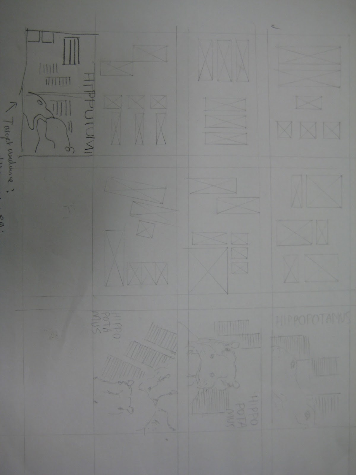 I Started The Draw Larger Images Of Hippos In Thumbnails Which Think Really Reflects Size And Scale Hippopotamus