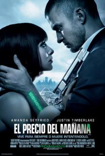 el precio del manana poster 485x716 El Precio de Mañana (2011)  Español Subtitulado