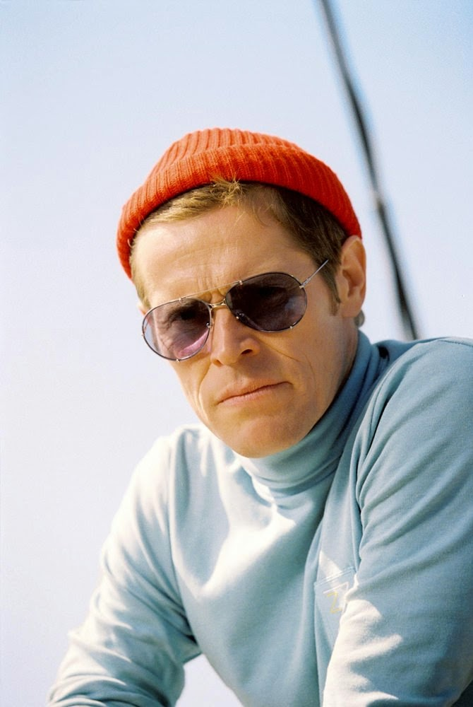 the life aquatic with steve zissou willem dafoe