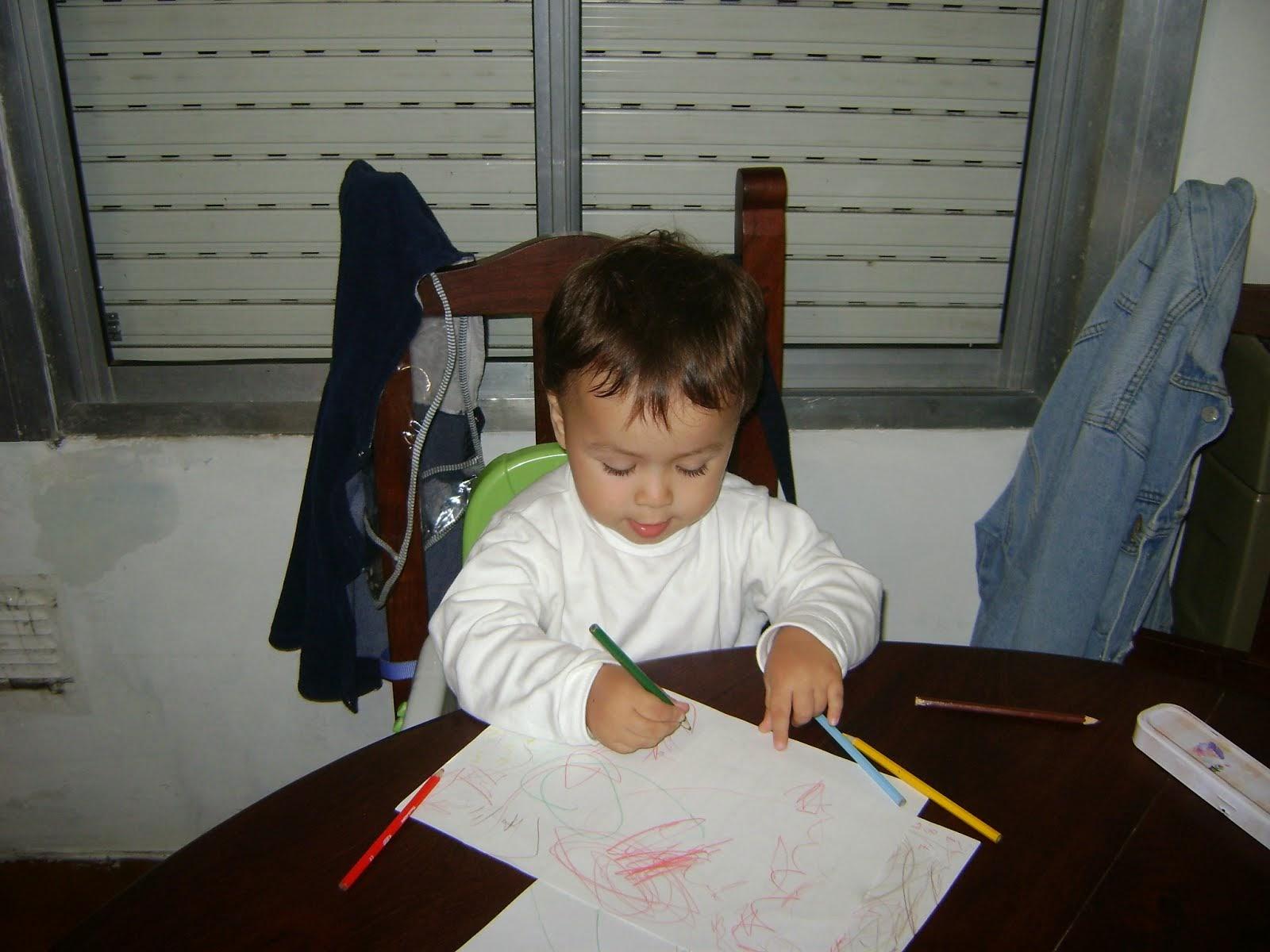 A los 2 años