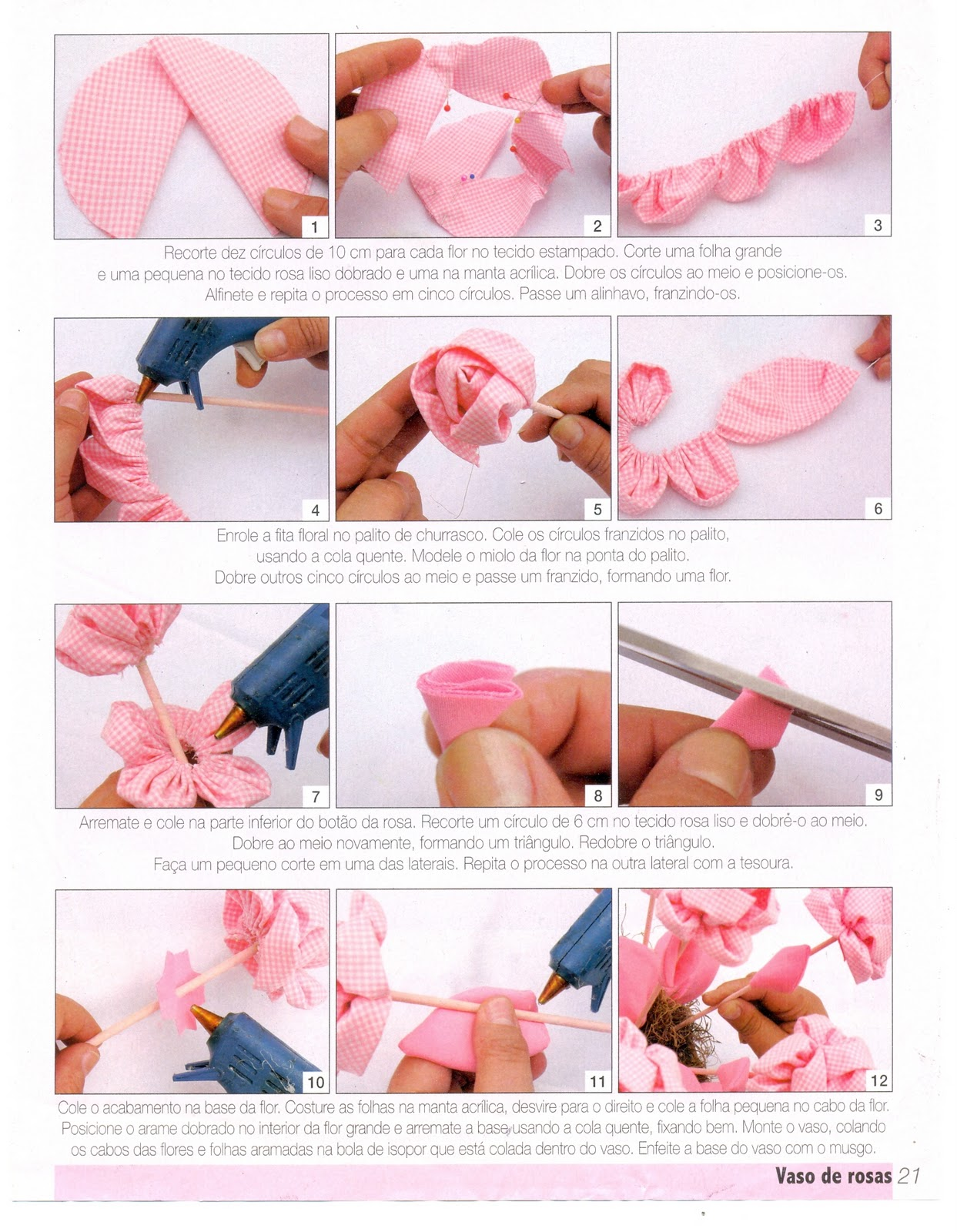 Origami Poodle Instructions