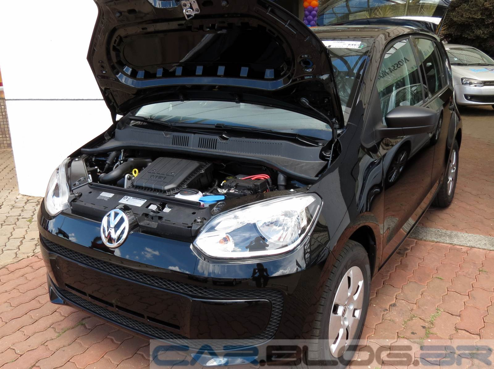 Volkswagen up! - Take up!