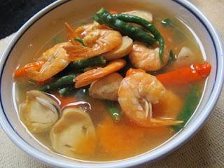 Resep Membuat Masakan Sushi Udang Sayur