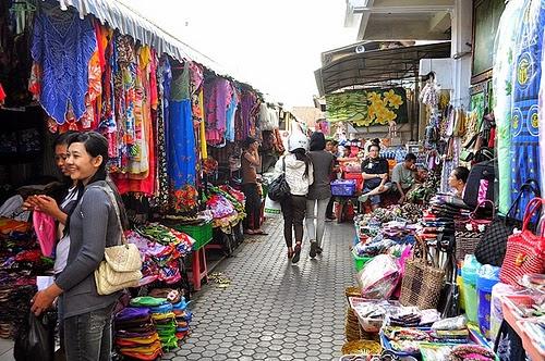 Pasar Seni Sukawati - Pusat Oleh-oleh Khas Bali