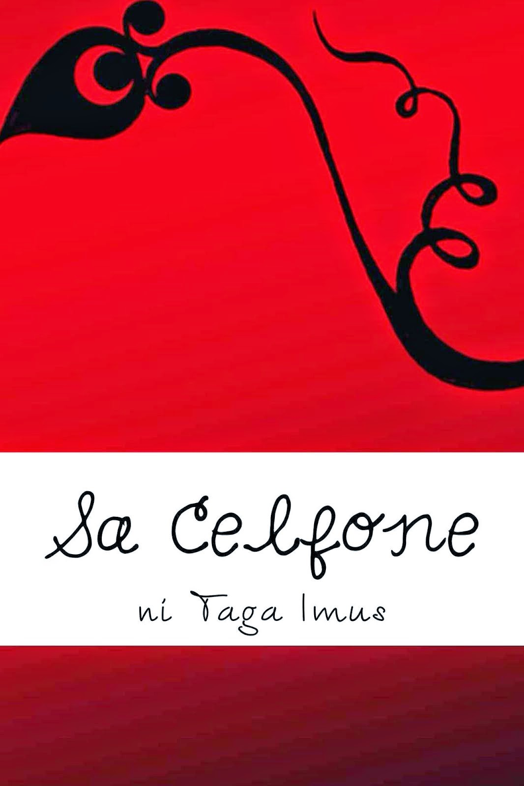 Published Book:  Sa Celfone
