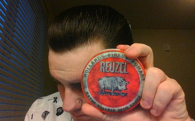 Review Reuzel Water Soluble High Sheen Pomade