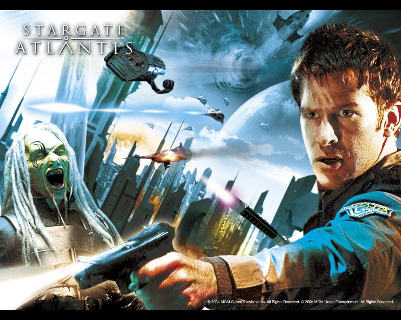 Stargate atlantis download 2 temporada