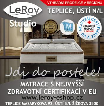 LeRoy kamenné prodejny