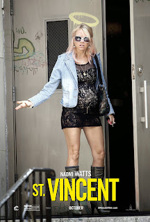 St Vincent Poster Naomi Watts